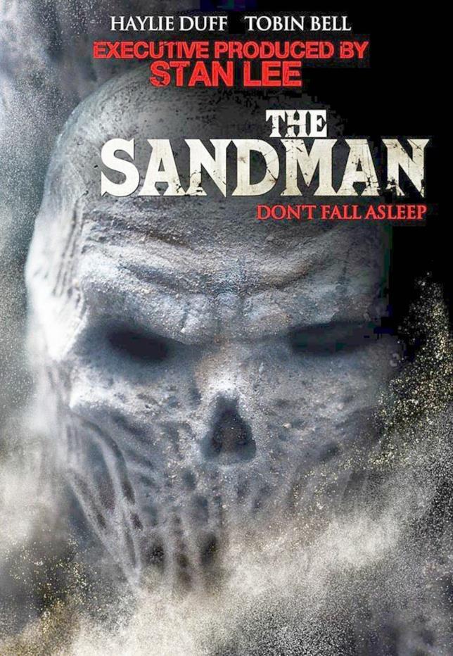 Locandina del nuovo film Prodotto da Stan Lee The Sandman