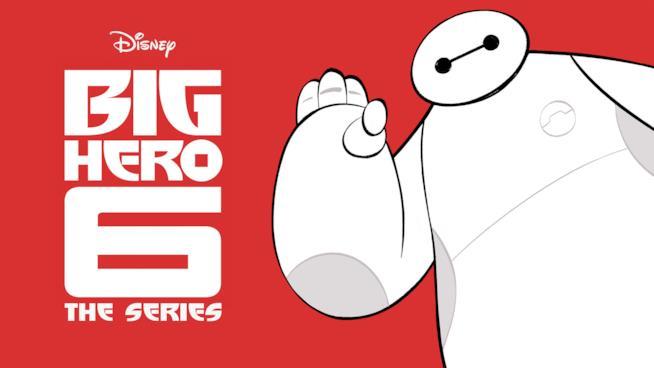 La serie di Big Hero 6