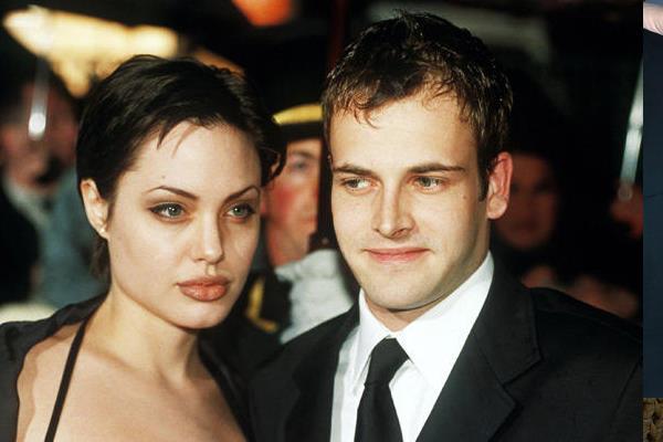 Jonny Lee Miller insieme ad Angelina Jolie
