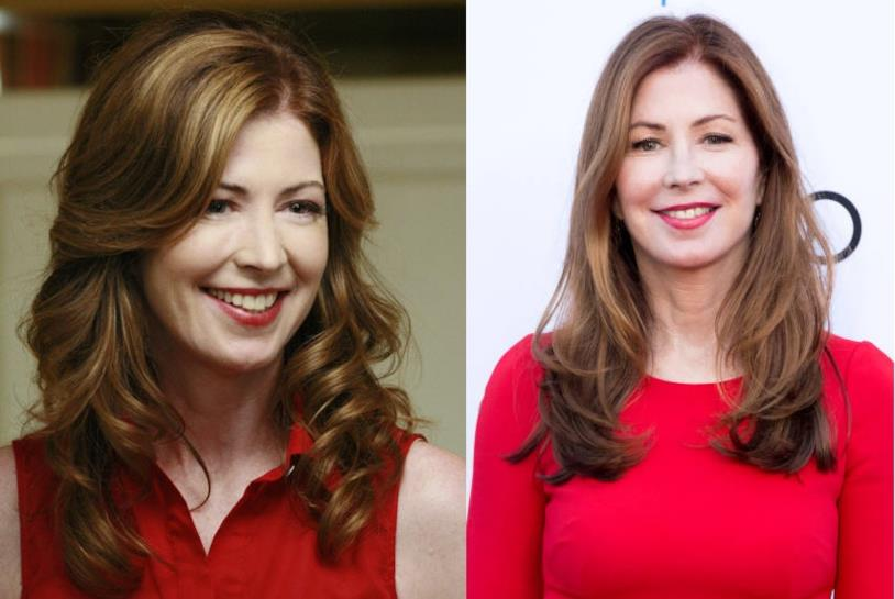 Dana Delany alias Katherine Mayfair in Desperate Housewives