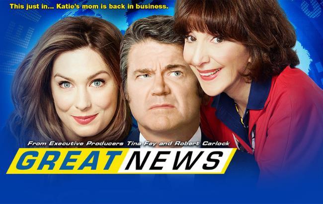 Great News, NBC