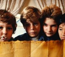I Goonies, Cory Feldman e gli altri protagonisti del film