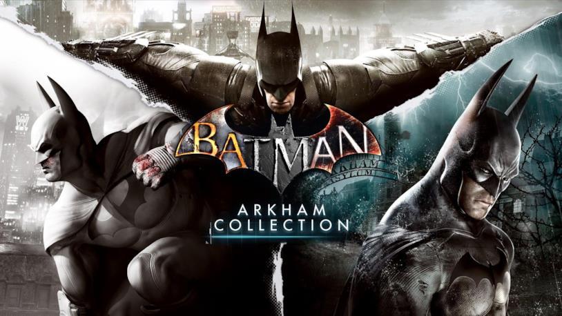 Batman: Arkham Collection sbarca su Microsoft Store a 59,99 euro