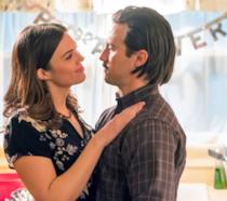 Jack e Rebecca in una scena di This Is Us
