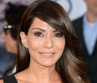 Marisol Nichols sorridente sul red carpet