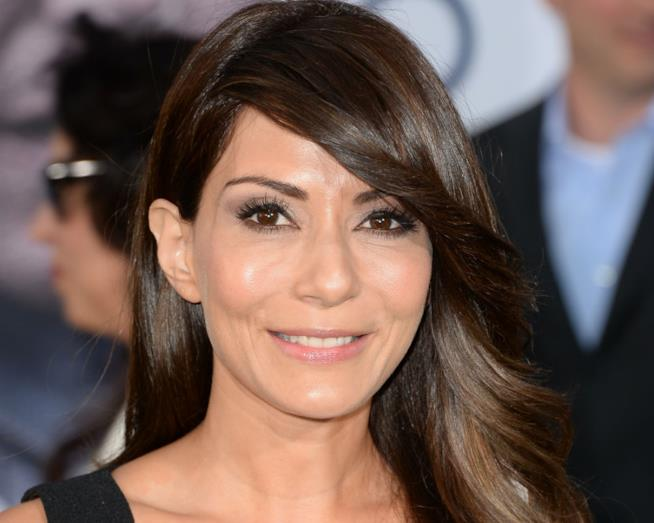 Marisol Nichols sorridente sul red carpet
