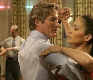 Una scena di Shall we dance?