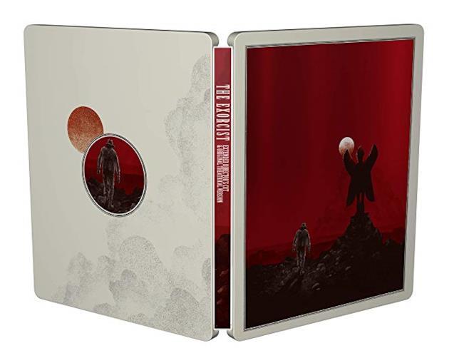 L'Esorcista – Director's Cut & Theatrical Version – Mondo Steelbook
