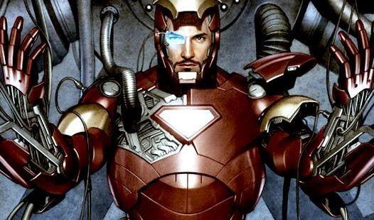 L'incredibile armatura di Iron Man