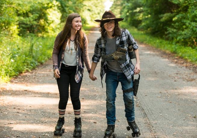 The Walking Dead episodio 7x05: Codardi