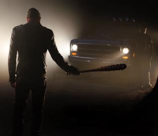 Le foto più belle della premiere di The Walking Dead 7