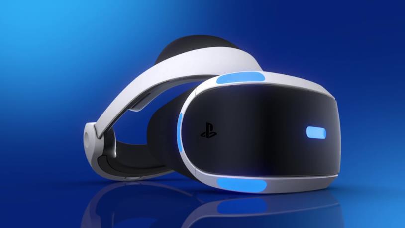 PlayStation VR in un'immagine promozionale