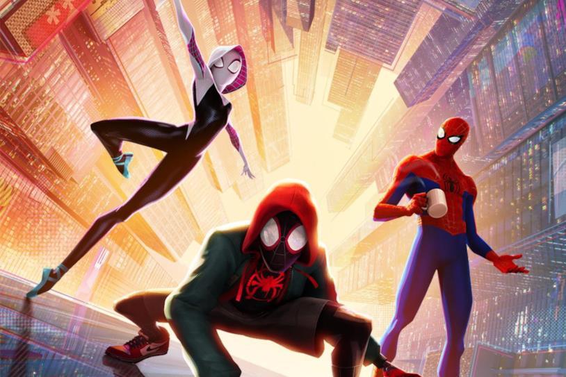 Immagine promozionale di Spider-Man - Un nuovo universo