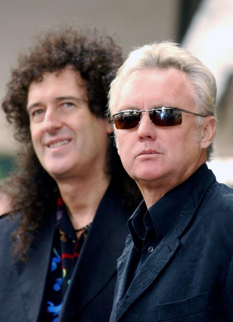 Brian May e Roger Taylor