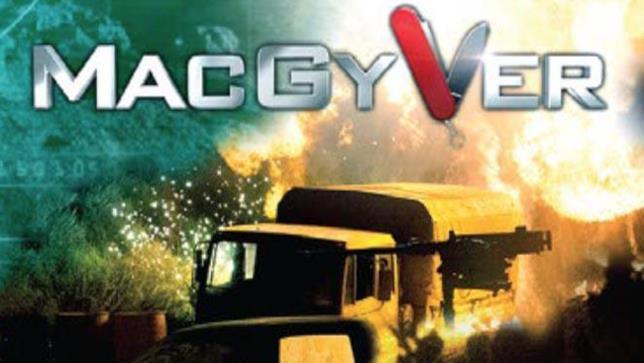 Uno dei poster del nuovo MacGyver