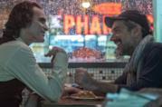 Joaquin Phoenix e Todd Phillips sul set del film Joker
