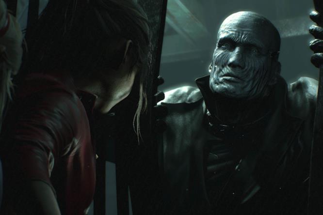 In Resident Evil 2 saremo di nuovo terrorizzati dal Tyrant