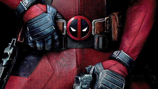 Poster italiano di Deadpool