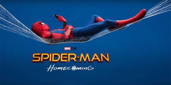 Spider-Man: Homecoming nelle sale il 6 luglio