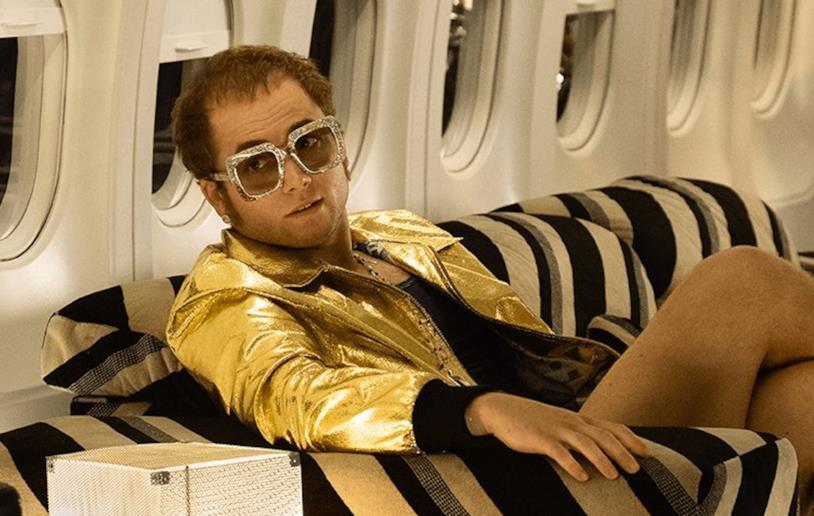 Taron Egerton interpreta Elton John