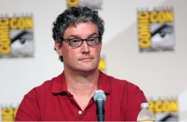 In foto Al Jean produttore esecutivo della serie I Simpson