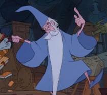 Mago Merlino balla e canta