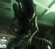 Un'immagine presa dal videogioco Alien: Isolation