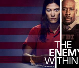 Il banner poster di The Enemy Within
