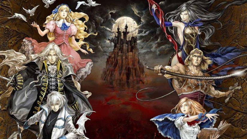 Castlevania è uno dei classici inclusi nei cofanetti di Konami