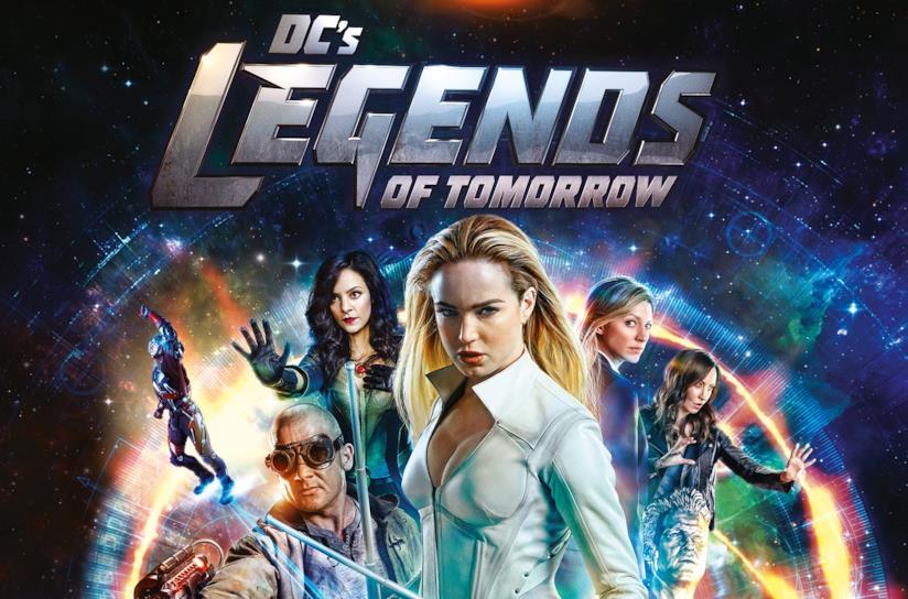 Dc's Legends of Tomorrow:  quarta stagione