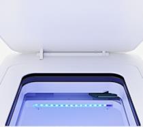 Uno sguardo ravvicinato al cestino della spazzatura smart di Xiaomi