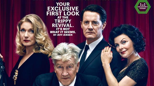 cast originale di Twin Peaks