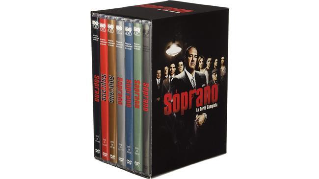 I Soprano - la serie completa in formato DVD