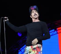 Primo piano di Anthony Kiedis
