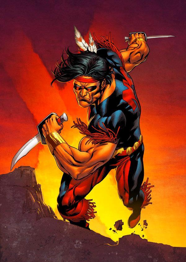 John Proudstar nei fumetti Marvel