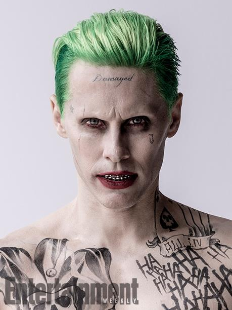 Jared Leto è il Joker