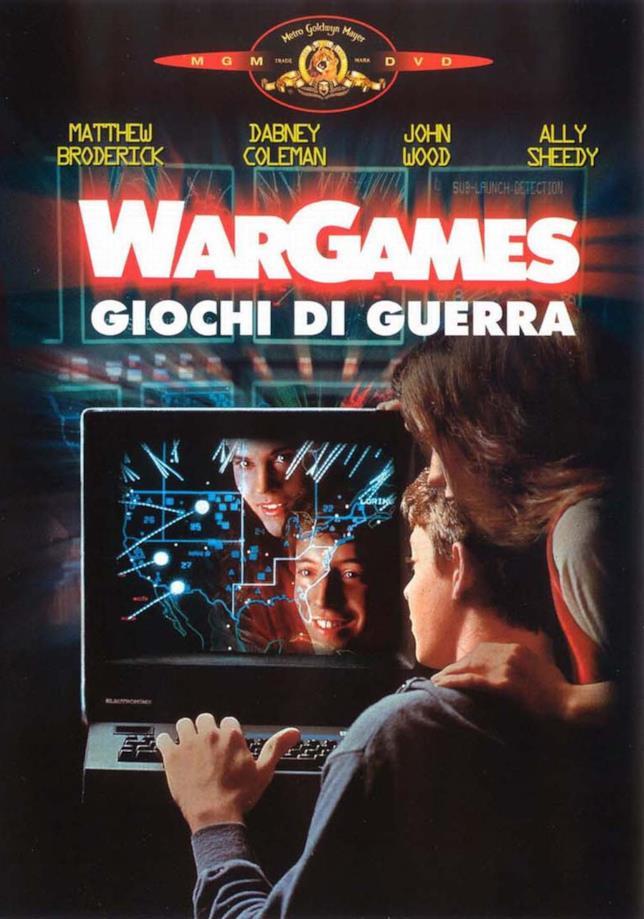 Locandina di WarGames