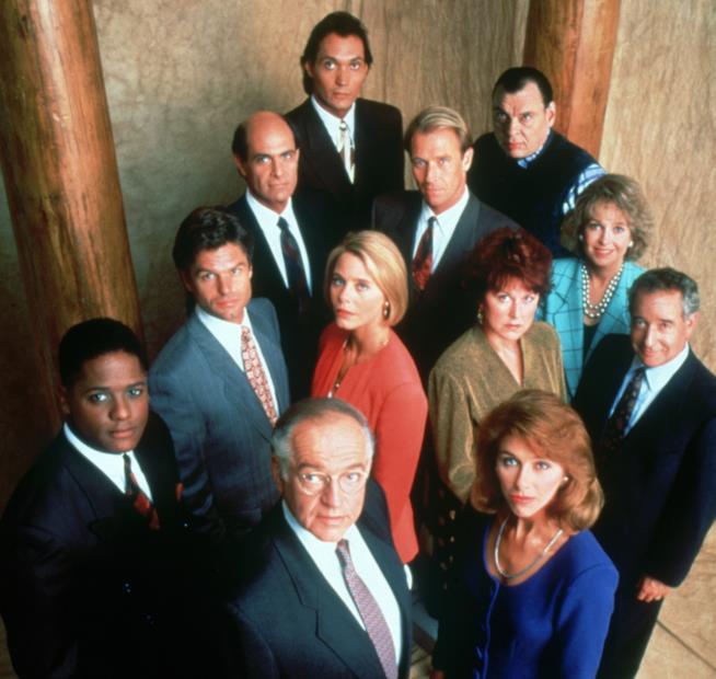 Steven Bochco parla del reboot di Avvocati a Los Angeles
