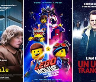 I poster di Copia originale, The Lego Movie 2, Un uomo tranquillo