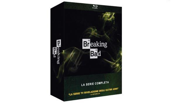 Breaking Bad cofanetto dvd