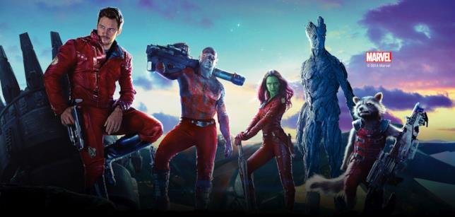 Star-Lord e i Guardiani della Galassia