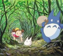 Immagine dal film Il Mio Vicino Totoro