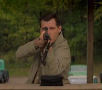 Daniel Webber nei panni di Lee Harvey Oswald