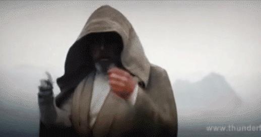 Luke Skywalker in Star Wars 7