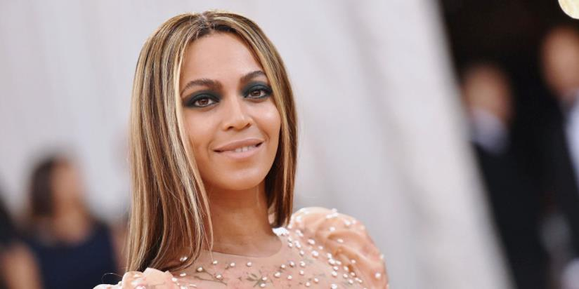 Beyoncé sul red carpet