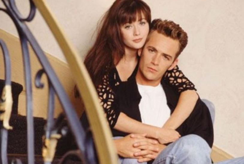 La relazione tra Dylan e Brenda si è concluso a causa di un triangolo amoroso