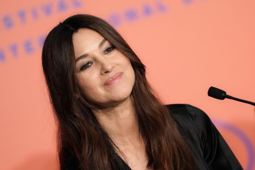Monica Bellucci a Cannes 2019
