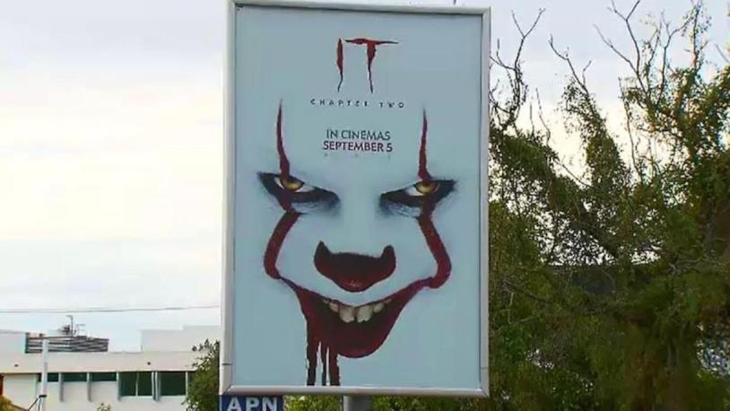 il poster di Pennywise