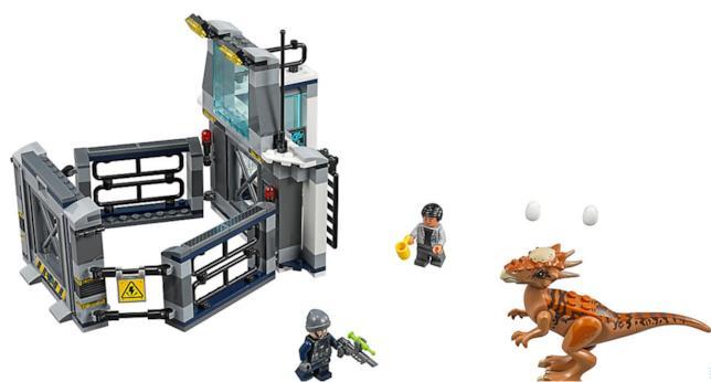Dettagli del set LEGO L'evasione dello Stygimoloch