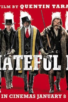 Tutti gli otto protagonisti della pellicola